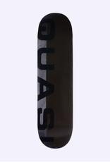 Quasi Skateboards Mono Phade Black 8.25