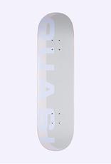 Quasi Skateboards Mono Phade White 8.5