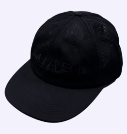 Quasi Skateboards Perf 6-Panel Black