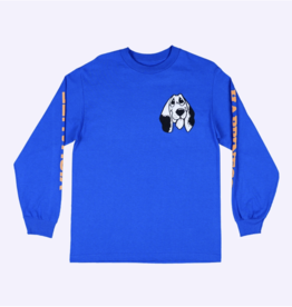 Quasi Skateboards Happiness L/S Royal