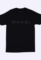 Quasi Skateboards Euro Tee Black
