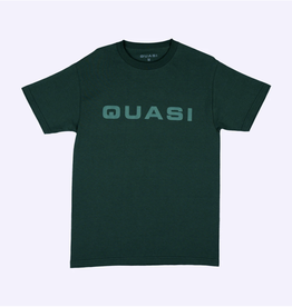 Quasi Skateboards Euro Tee Forest