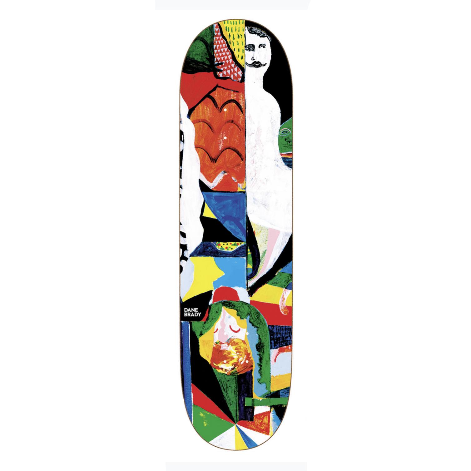 Polar Skate Co. Dane Brady Memory Palace 8.375