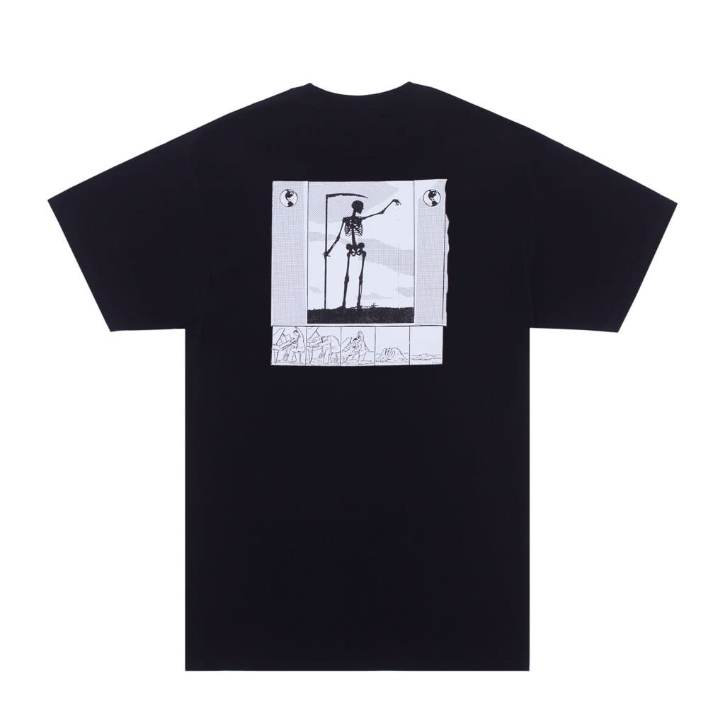 Fucking Awesome Grim Reaper Tee Black