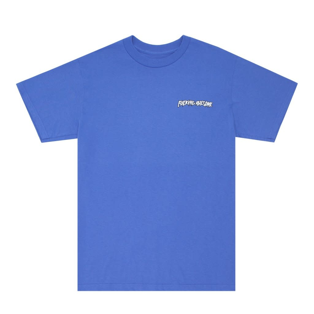 Fucking Awesome Grim Reaper Tee Blue