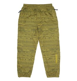 Fucking Awesome Stacked Track Pant Brown