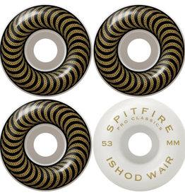 Spitfire Wheels Spitfire Ishod Chain Classic 52mm