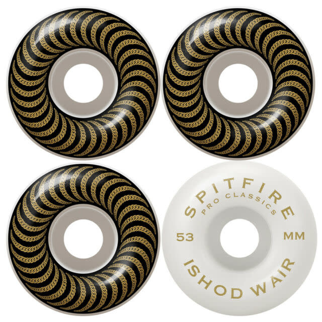Spitfire Wheels Spitfire Ishod Chain Classic 52mm