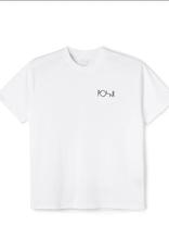 Polar Skate Co. ACAB Fill Logo White