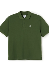 Polar Skate Co. Polo Shirt Hunter Green