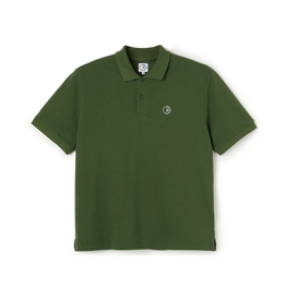 Polar Skate Co. Polo Shirt Hunter Green