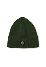 Polar Skate Co. Dry Cotton Beanie Hunter Green