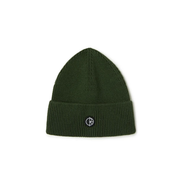 Polar Skate Co. Dry Cotton Beanie Hunter Green