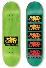 Black Label Elephant Stacked 8.25