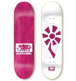 Black Label Flower Power 8.25 White/Pink