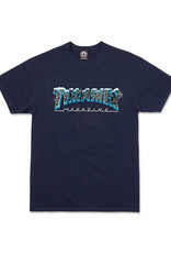 Thrasher Mag. Black Ice Navy