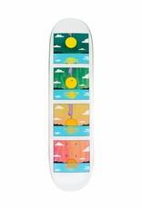 Real Skateboards Silva Sunset 8.06