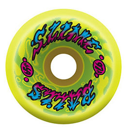 Slimeballs Goooberz Big Balls Slime Ball Yellow 65mm 97a