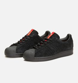 Adidas Superstar ADV x Thrasher Black/Scarlet