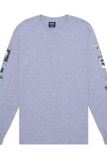 Hockey Summoned L/S Grey Heather