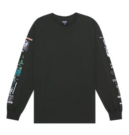 Hockey Summoned L/S Forest Green