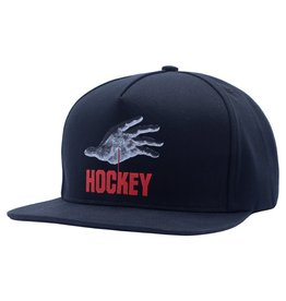 Hockey Side Two 5-Panel Black