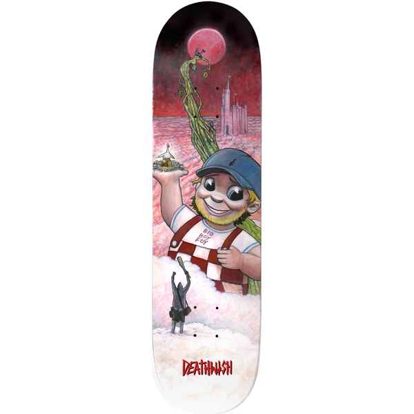 Deathwish Skateboards JF Fee-Fi-Fo Foy 8.0""