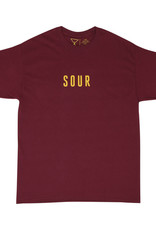 SOUR SOLUTION Sour Army Maroon