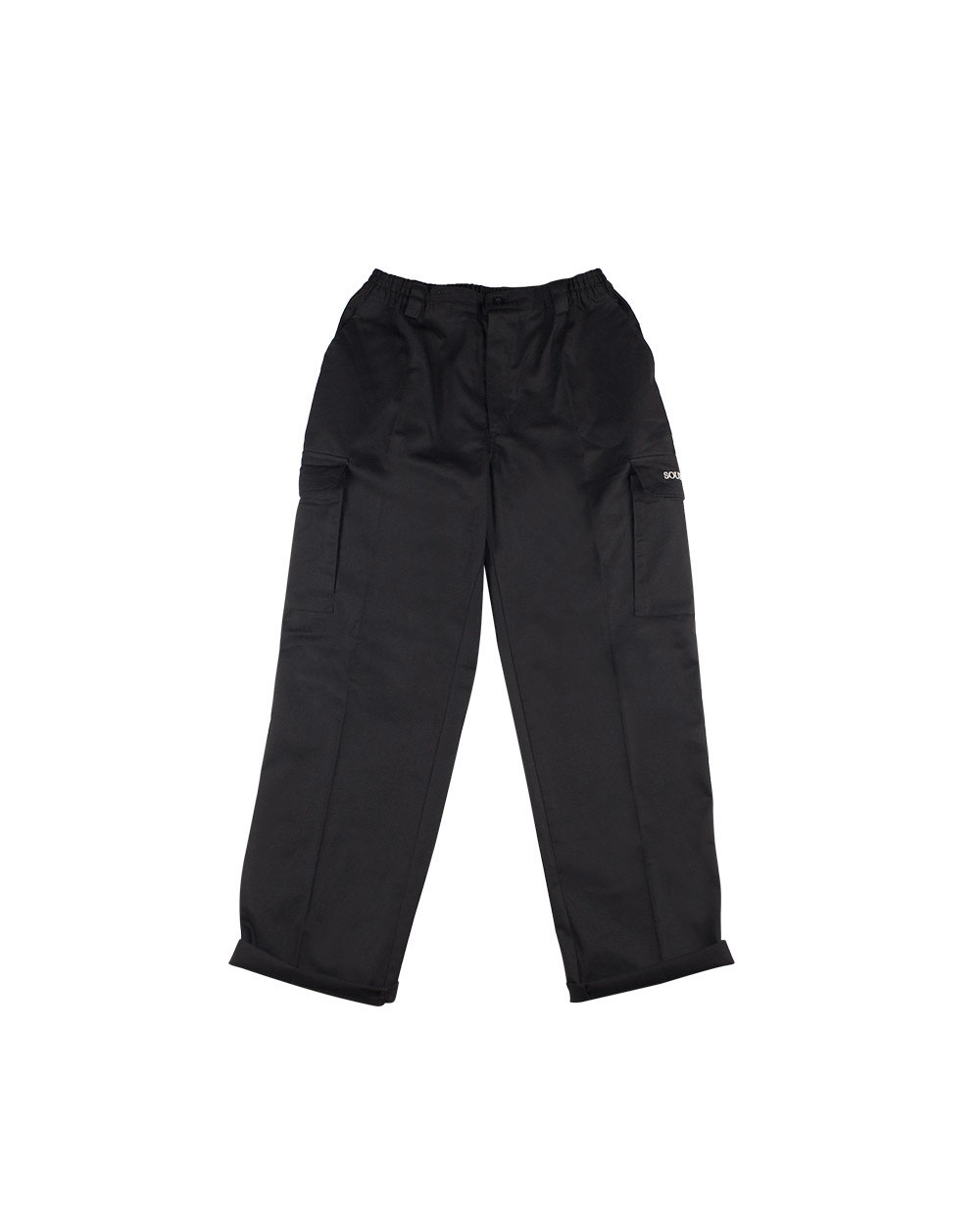 SOUR SOLUTION Sour Cargo Pant Black L