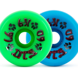 Dogtown K-9 80's 97a Green/Blue Mix 60mm