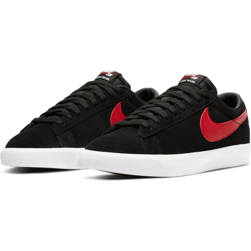 Nike USA, Inc. Nike SB Zoom Blazer Low GT Black/University Red