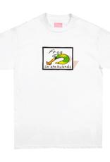 Frog Skateboards Classic Frog Logo White Tee
