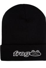 Frog Skateboards Frog Works! Black Beanie