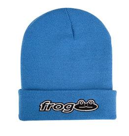 Frog Skateboards Frog Works! Car Blue Beanie