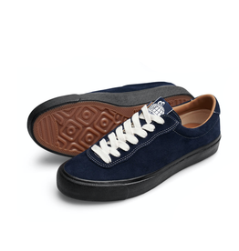 Last Resort AB VM001 Lo Suede Navy/Black
