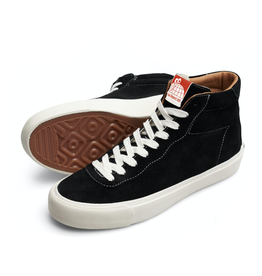 Last Resort AB VM001 HI Suede Black/White