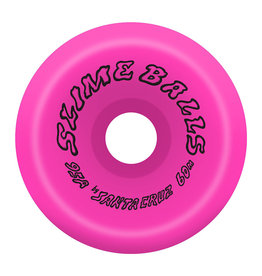 Slimeballs Scudwads Vomits Neon Pink 95a 60mm