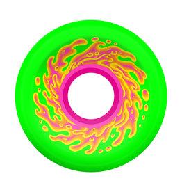 Slimeballs Mini OG Slime Green/Pink 78a 54.5mm