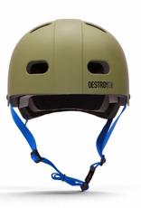 Destroyer Certified Helmet EPS Olive/Royal L/XL