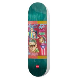 """Chocolate Skateboards Cruz Cuts 8.0"""""""
