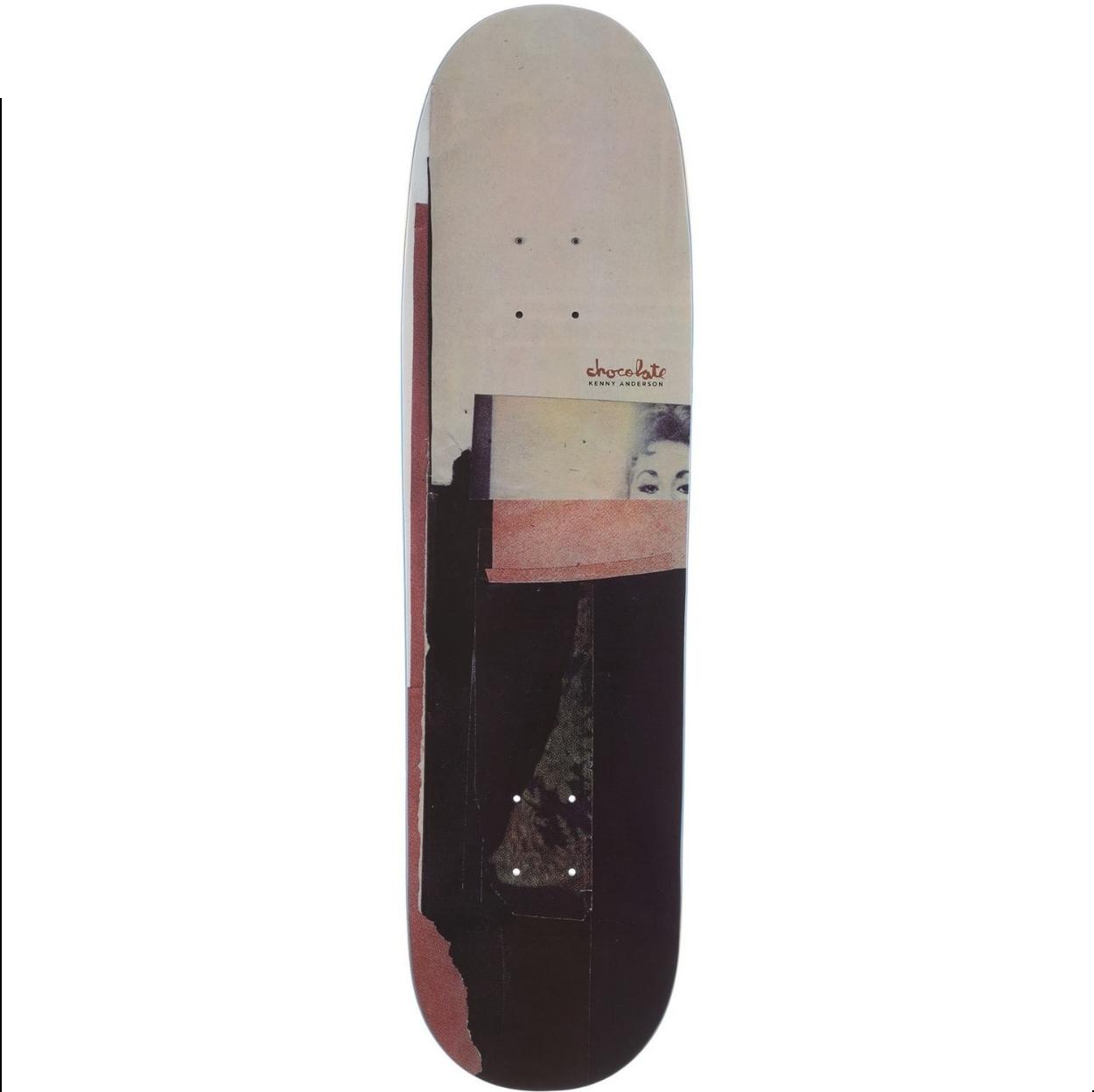 "Chocolate Skateboards Anderson Minimal 8.5"" Skidul"