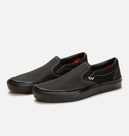 Vans Shoes Slip On Pro Tough Black/Black