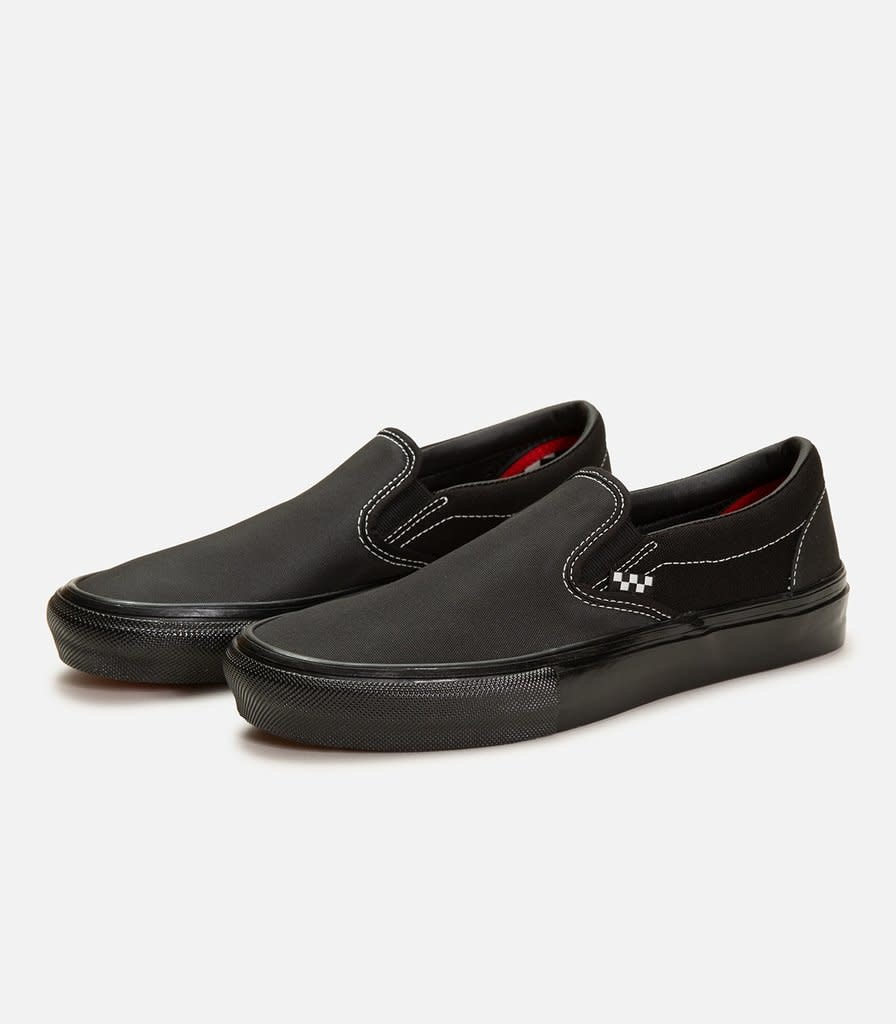 Vans Shoes Slip On Pro Tough Black/Black