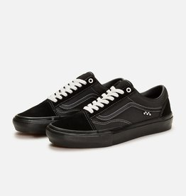 Vans Shoes Old Skool Pro Tough Black/Black