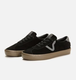 Vans Shoes Skate Sport Pro Black/Gum