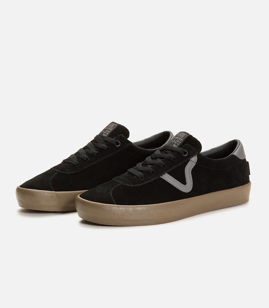 Vans Shoes Skate Sport Pro Black/Gum