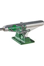 Independent Truck Co. Indy Hollow 144 Joslin Silver/Green