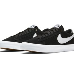 Nike USA, Inc. Nike SB Zoom Blazer Low Pro GT  Black/White/Black