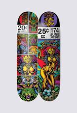 "Element Skateboards Sakmet Nyjah 8.0"""