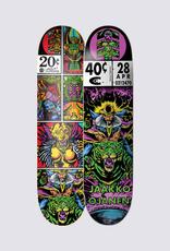 "Element Skateboards Cosmic Traveler Jaakko 8.3"""